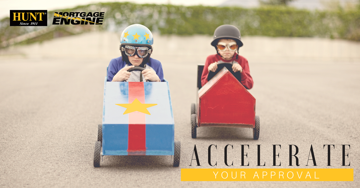 Have You Heard? HUNT Mortgage Has A BRAND NEW Online Application