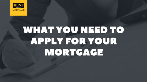 What Documents Do You Need To Apply For Your Mortgage?