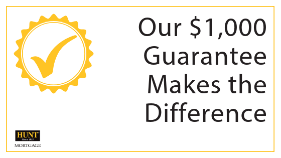 Our $1,000 Guarantee Makes The Difference