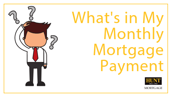 What's In My Monthly Mortgage Payment?